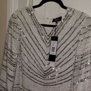 Parker sequin dress nwt